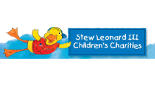 Stew Leonard Children's Charities - Stewy the Duck (Drowning prevention)
